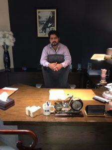Fahmeed Shahzad