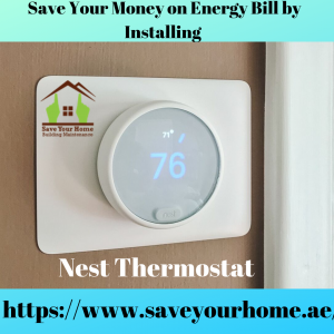 nest thermostat and installation
